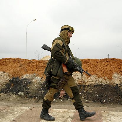 Бойовики хочуть захопити «сіру зону» поблизу Слов'янська
