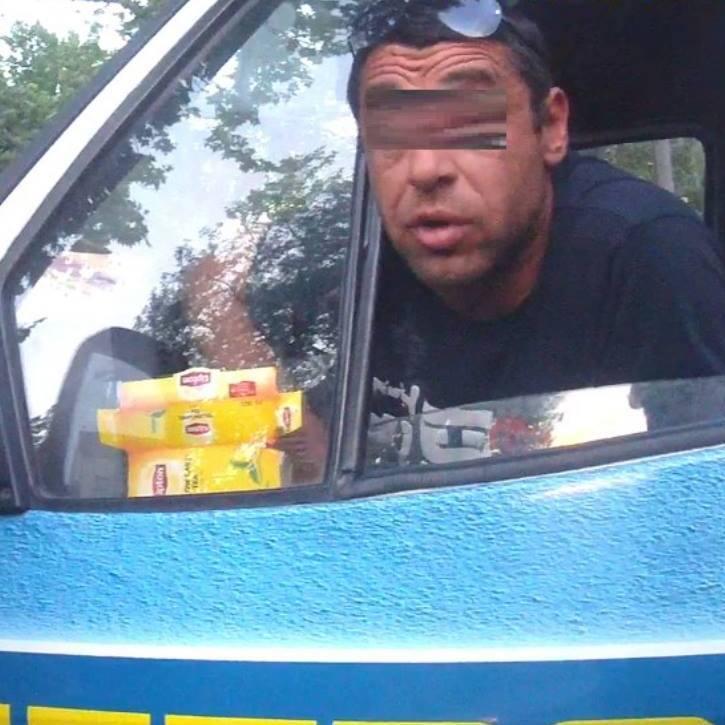 У Миколаєві водій маршрутки перевозив людей за чужим посвідченням