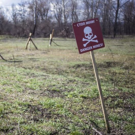 Російські найманці підірвались на своєму мінному полі