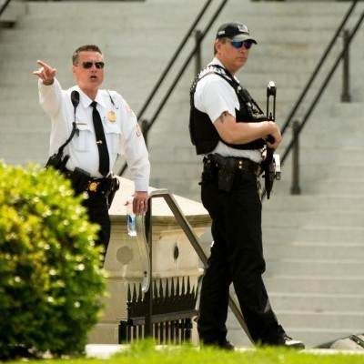 У США чоловік влаштував стрілянину біля резиденції Обами