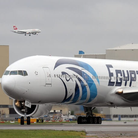 Спеціалісти назвали нову причину падіння літака EgyptAir