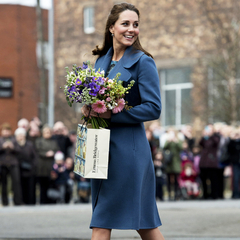 Кейт Міддлтон показала стрункі ноги (фото)