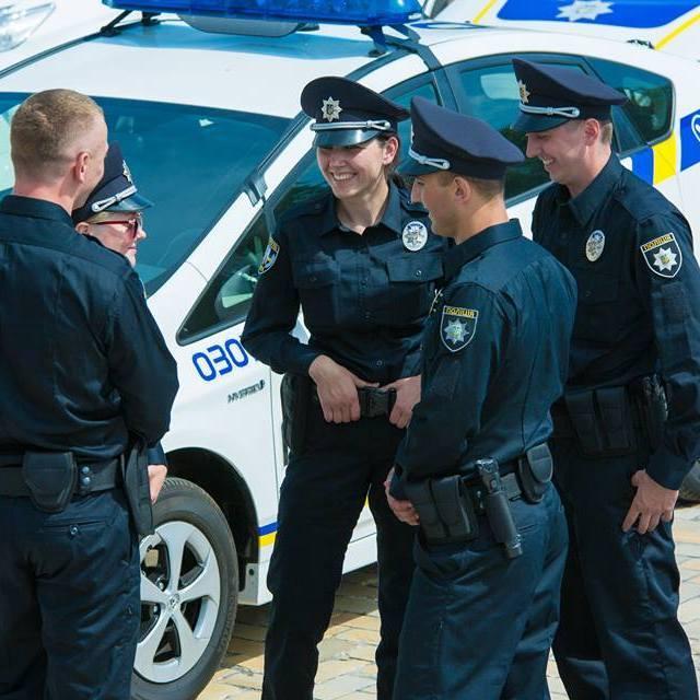 Деканоїдзе розповіла про поліцейську академію в Україні