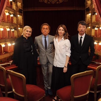 У Римі пройшла закрита прем'єра «Травіати» в постановці Копполи з костюмами від Валентино