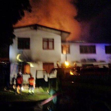 17 дівчаток загинули під час пожежі в шкільному гуртожитку в Таїланді