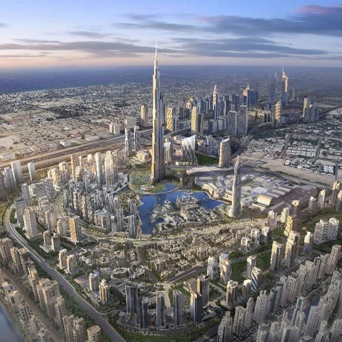 У Дубаї присвоять готельні зірки всім житловим будівлям