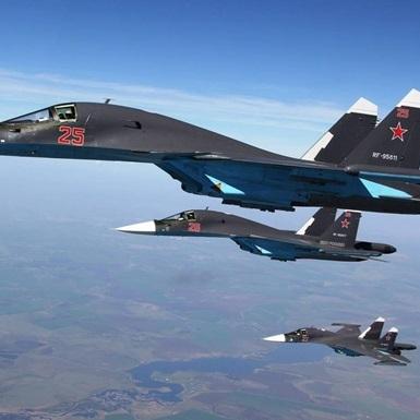 Росія перекине до Криму 10 бойових літаків