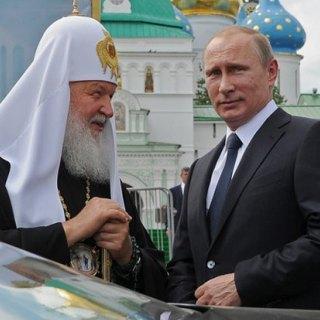 Патріарх Кирило розповів, як духовна і бідна Росія переможе безбожний і багатий Захід