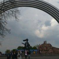 У Києві вирішили не зносити арку Дружби народів