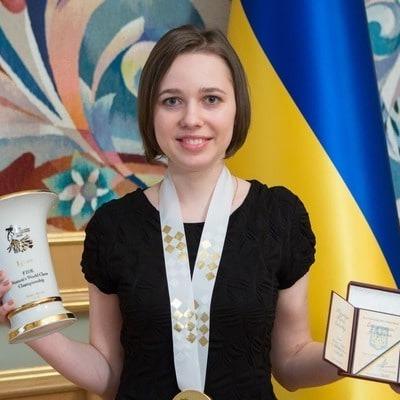 Українку визнали найкращою шахісткою світу