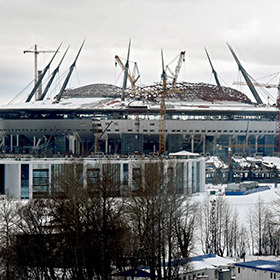 Влада Петербурга відмовляється від будівництва «Зеніт-Арени», в яке вклали понад мільярд доларів