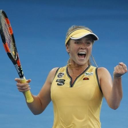Українська тенісистка виборола перемогу на першому раунді Відкритого чемпіонату Франції