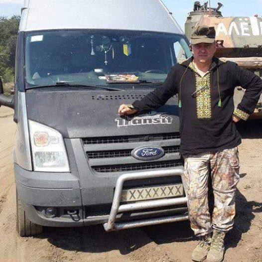 На Черкащині помер депутат від «Свободи» та  боєць «Айдару»