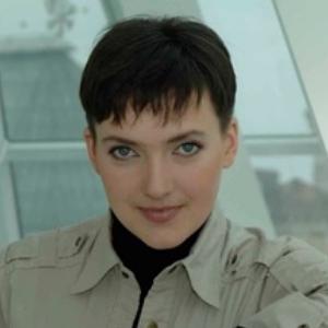 Президент вручив Савченко орден «Золотої зірки»