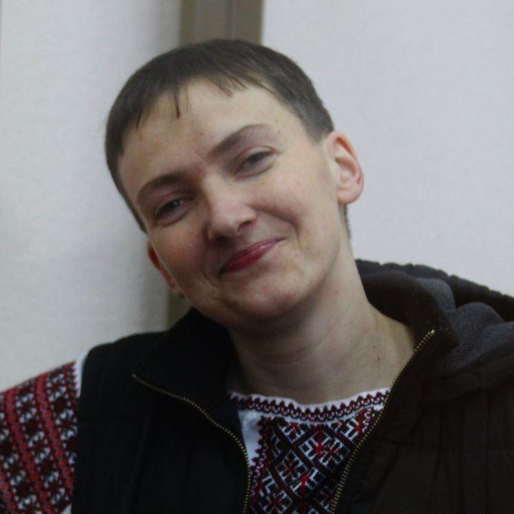 Хронологія суду РФ над Савченко
