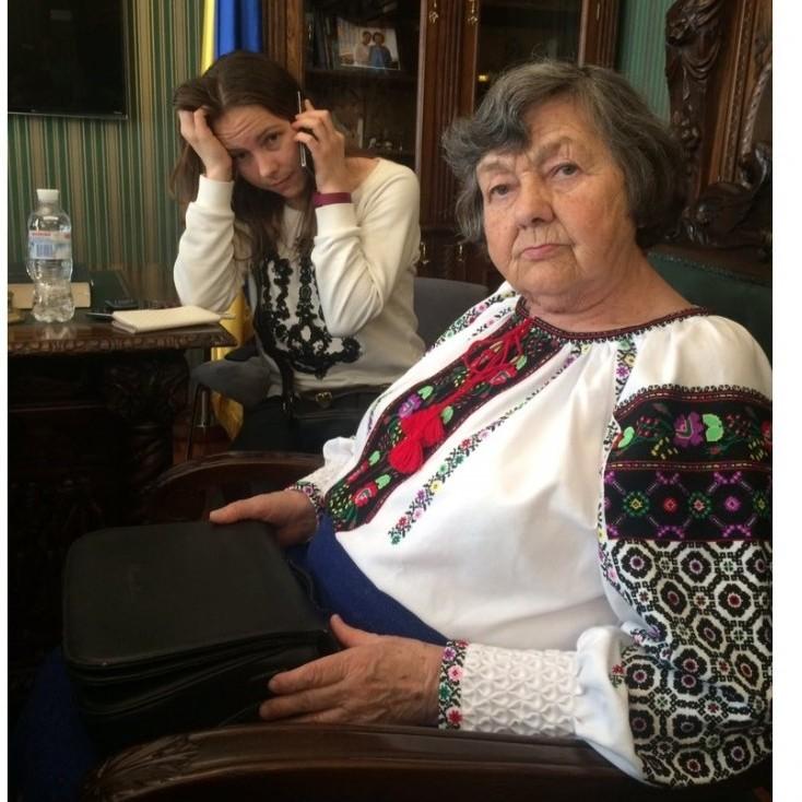 Мати Савченко звернулася до росіянок (відео)