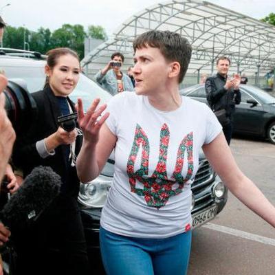 Стало відомо, коли Савченко дасть прес-конференцію