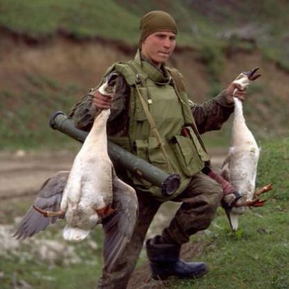 Російських найманців видало незнання української мови