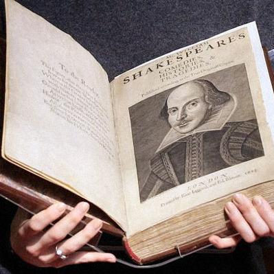 Дорогий Шекспір: збірки драматурга продали за рекордну ціну