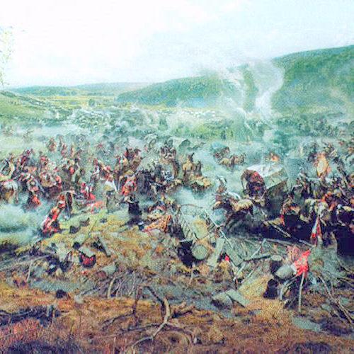 368 років тому під Корсунем українські козаки разом з кримськими татарами розгромили польську армію
