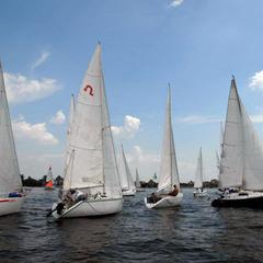 У регаті, присвяченій Дню Києва, візьмуть участь 50 крейсерських яхт