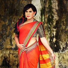 Індійські трансгендери стали моделями для реклами сарі (ФОТО)