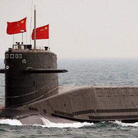 Китай вперше направить до Тихого океану підводні човни з ядерними ракетами
