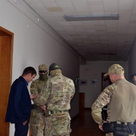 ГПУ та СБУ обшукують офіс соратника Саакашвілі в Одесі