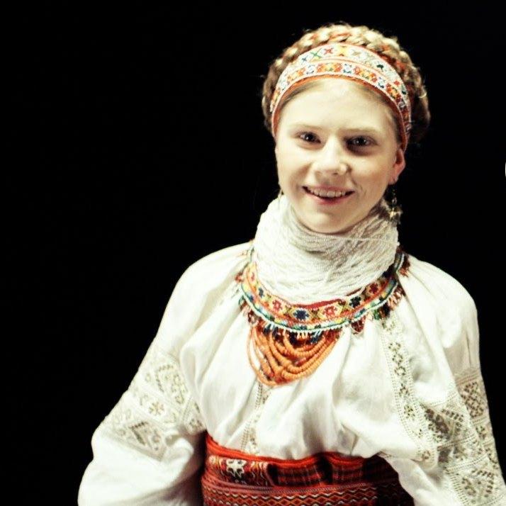 Ролик про українське національне вбрання набирає популярності на YouTube (ВІДЕО)