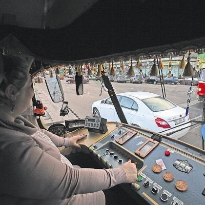 У Києві пограбували трамвай