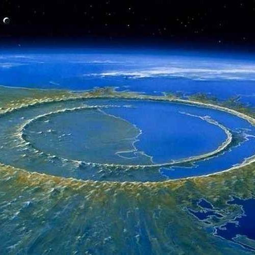 Вчені докопалися до астероїда, який знищив динозаврів