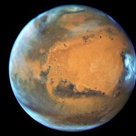 На Марсі потеплішає, - вчені