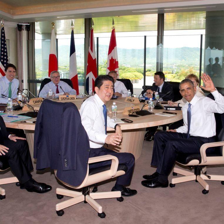 Країни G7 підтримали збереження санкцій проти Росії