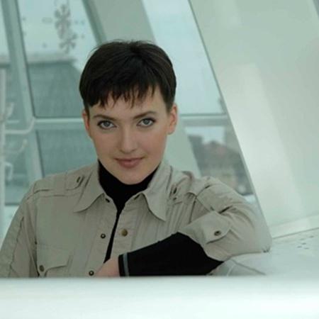 У мене більше немає мого життя, все моє життя - це Україна - Надія Савченко