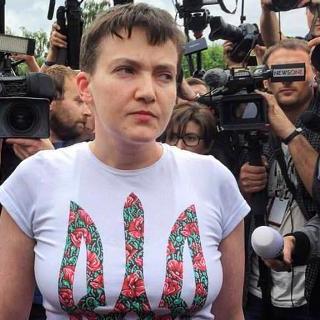 Савченко хоче станцювати з балетом Сухішвілі