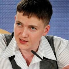 «Відчепись від України!» - Савченко звернулася до Путіна