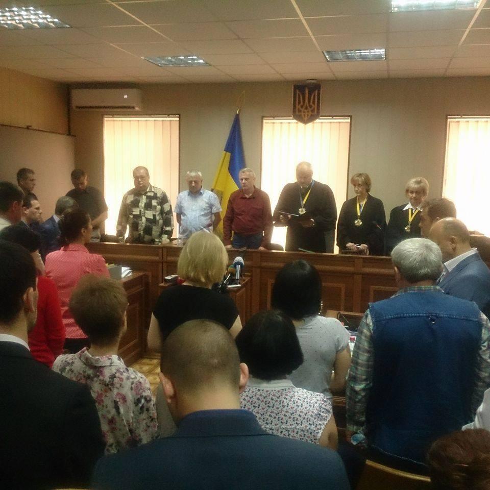 Суд не допустив самовідводу присяжних по справі розстрілу Майдану