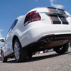 Volkswagen презентував «заряджений» Polo GTI (фото)