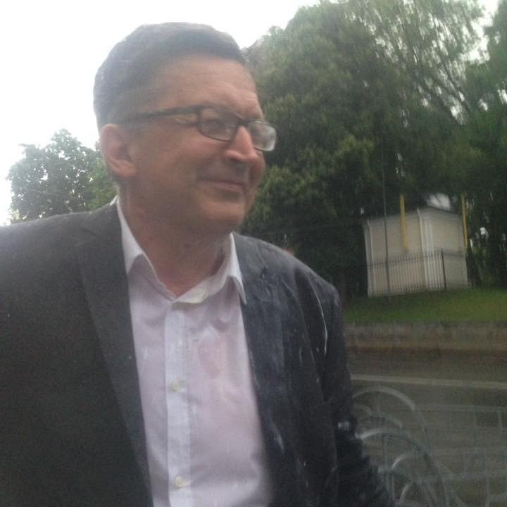 У Києві напали на російського блогера