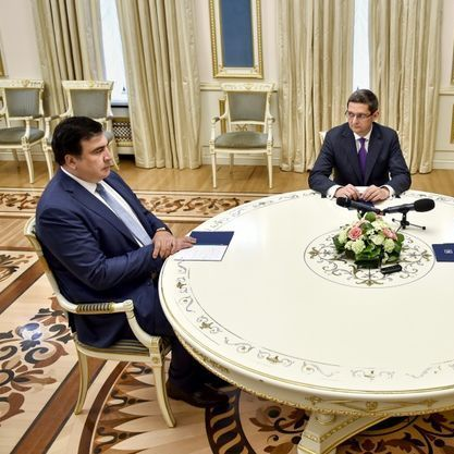 Губернатор Одещини відзвітував перед Президентом за рік роботи