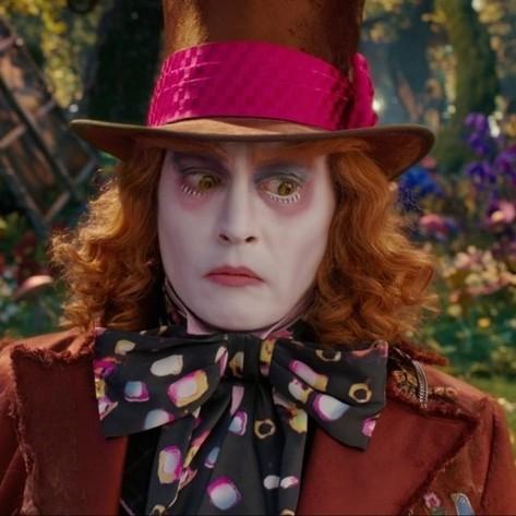 «Аліса в Задзеркаллі» провалилася в прокаті через розлучення Деппа