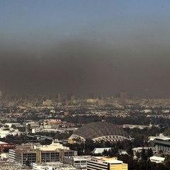 Столиця Мексики знову оголосила екологічну тривогу