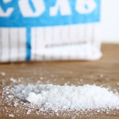 Нестача солі може призводити до серцевих нападів і інсультів