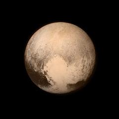 NASA показало кращі фотографії Плутона (відео)