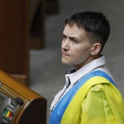 Я не голосую за кота в мішку! - Савченко пояснила, чому не голосувала за зміни до Конституції