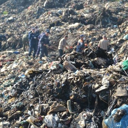Сільська рада назавжди закрила Грибовицьке сміттєзвалище