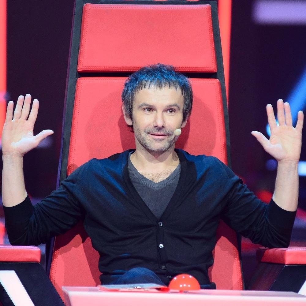 Вакарчук відмовився співати гімн для Збірної України