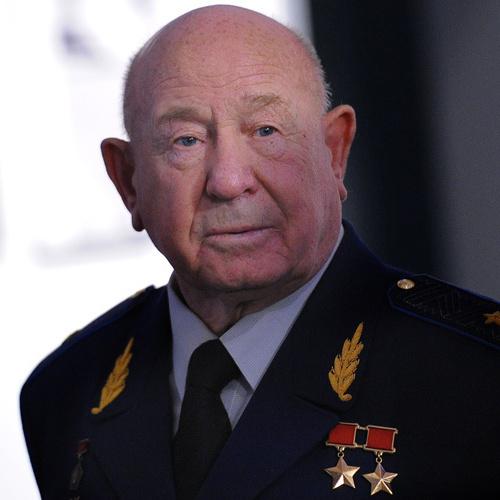 Космонавт Леонов назвав Лозу «засранцем» та «мерзотником»