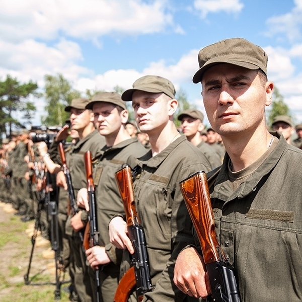 У Нацгвардії створили бригаду швидкого реагування за стандартами НАТО (ВІДЕО)