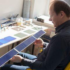 Українець винайшов «розумні жалюзі», що виробляють електрику
